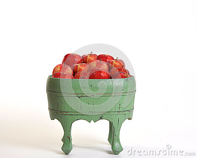 Apples in a Tub
