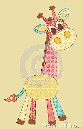 Application giraffe.