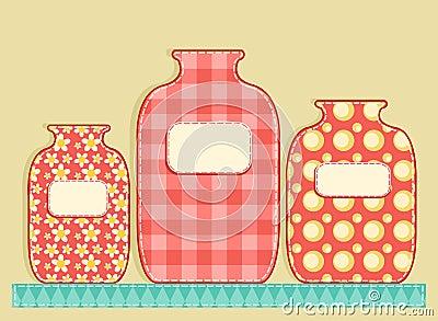 Application jars.
