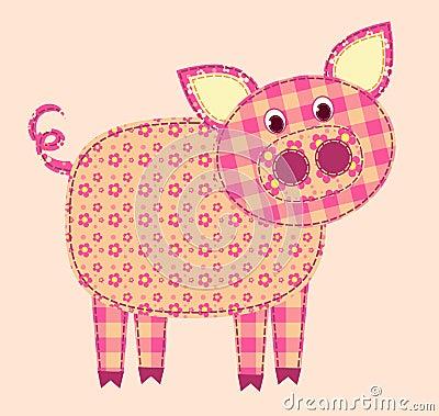 Application pig.