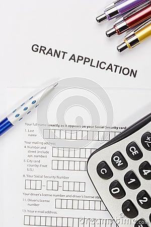 Applicazione di Grant