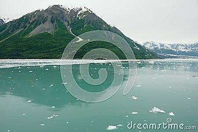 Approaching Hubbard Glacier, Seward, Alaska