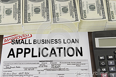 Commercial loan application pdf