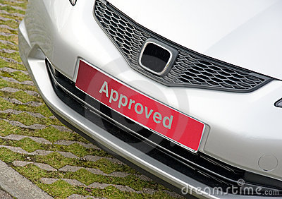 Approved used car for sale.