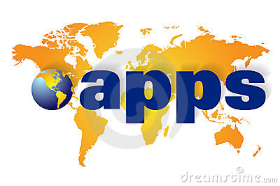 Apps or applications program