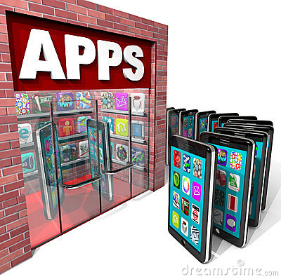 Apps Store - Mobile Phones Buying Applications