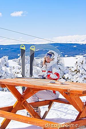 Free Apres Ski In Sarikamis Royalty Free Stock Image - 22494126