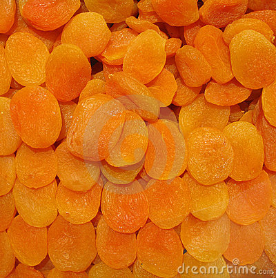 Apricot dried
