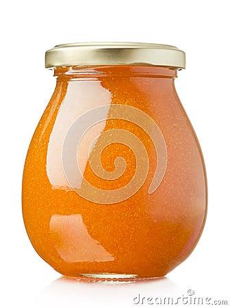 Free Apricot Jam Stock Image - 39816901