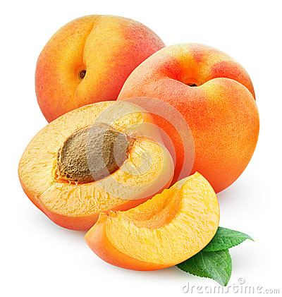 Free Apricots Stock Photography - 27626452