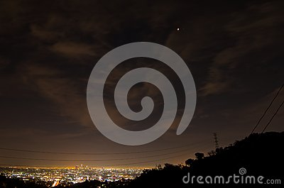 blood moon eclipse in los angeles - photo #15
