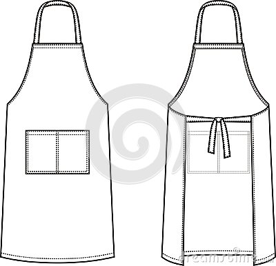 Free Apron Stock Images - 115589994