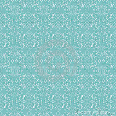Aqua blue calligraphy flourish texture pattern