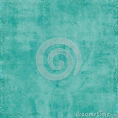 Free Aqua Blue Scrapbook Background Royalty Free Stock Photo - 4565375