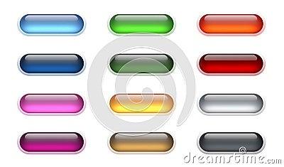 Aqua buttons (2)