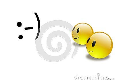 Aqua Emoticons 3d Meet 2d