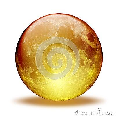 Aqua Moon