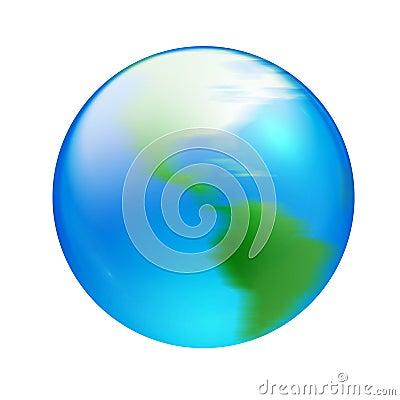 Aqua turning world