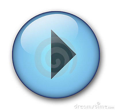 Free Aqua Web Button Stock Photography - 58292