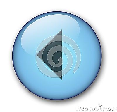 Free Aqua Web Button Stock Images - 58294