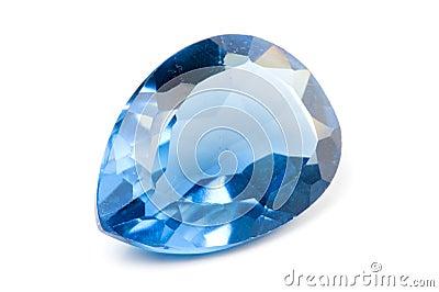 Aquamarine Gem Royalty Free Stock Photos Image 11550738