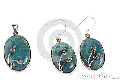 Aquamarine Jewelery