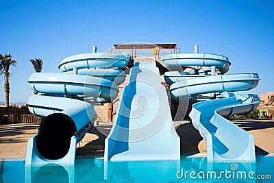 Aquapark in hotel