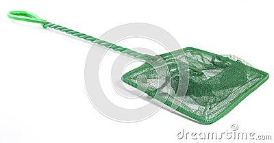 Aquarium landing net