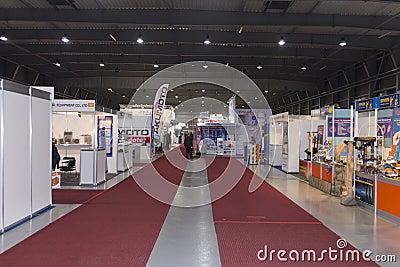 AquaTherm 2012 in Prague Editorial Image