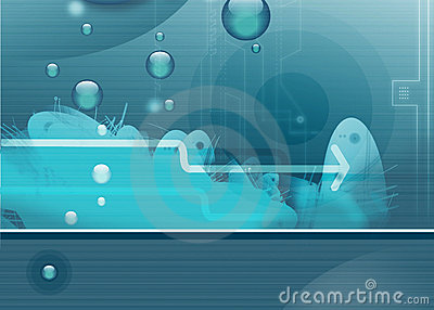 Aquatic background