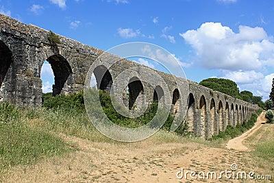 Aqueduct in Tomar