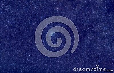 Aquila stars space