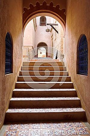 Free Arab Architecture Stock Image - 2526541