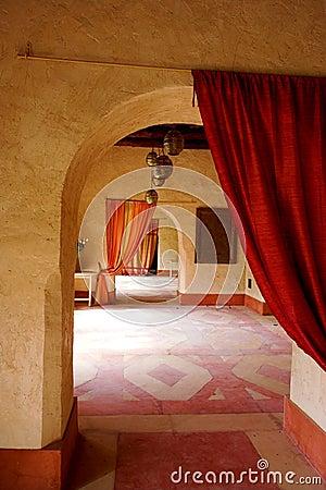 Arab architecture - home
