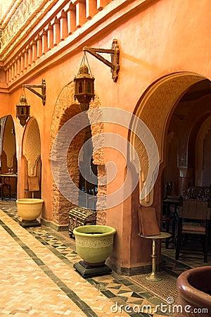 Arab architecture (Morocco)