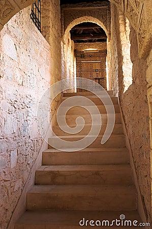 Free Arab Architecture (Morocco) Stock Image - 2088821