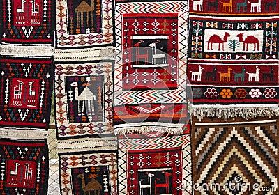 Arab carpets