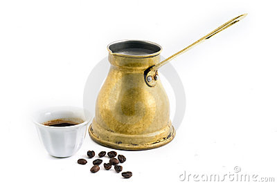 Arab coffee