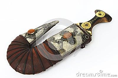 Arab dagger 1