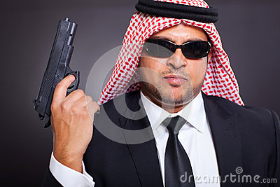 Arab hit man