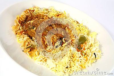 Arab lamb majboos 2