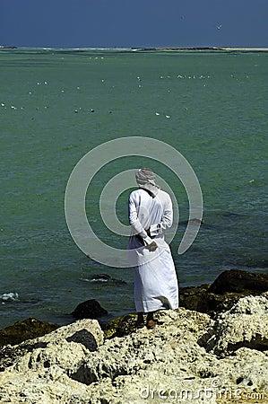 Free Arab Man Royalty Free Stock Photography - 3850897