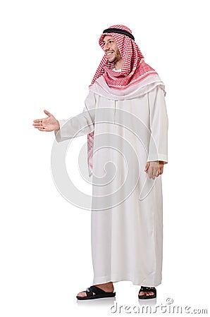 Free Arab Man Stock Image - 39886871