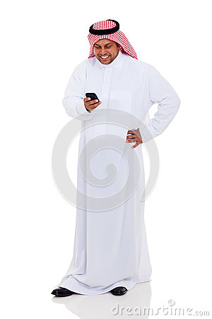 Arab man email phone
