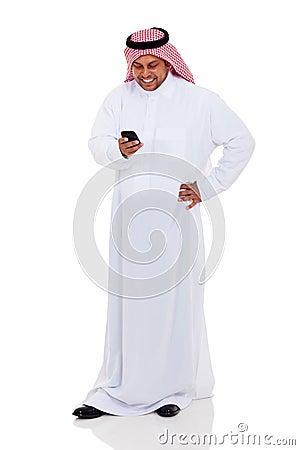Arab man email phone