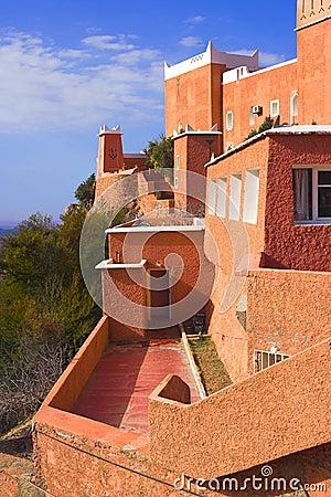 Arab palace (Morocco)
