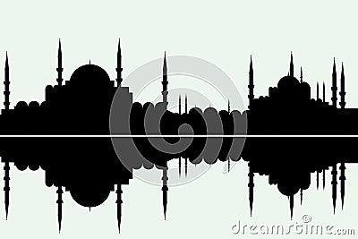 Arabesque Cityscape