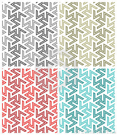 Arabesque Repeat Patterns