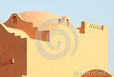 Arabian architecture style