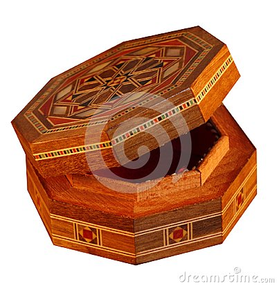 The Arabian box